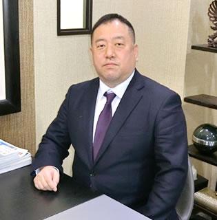 薬袋正司税理士の写真